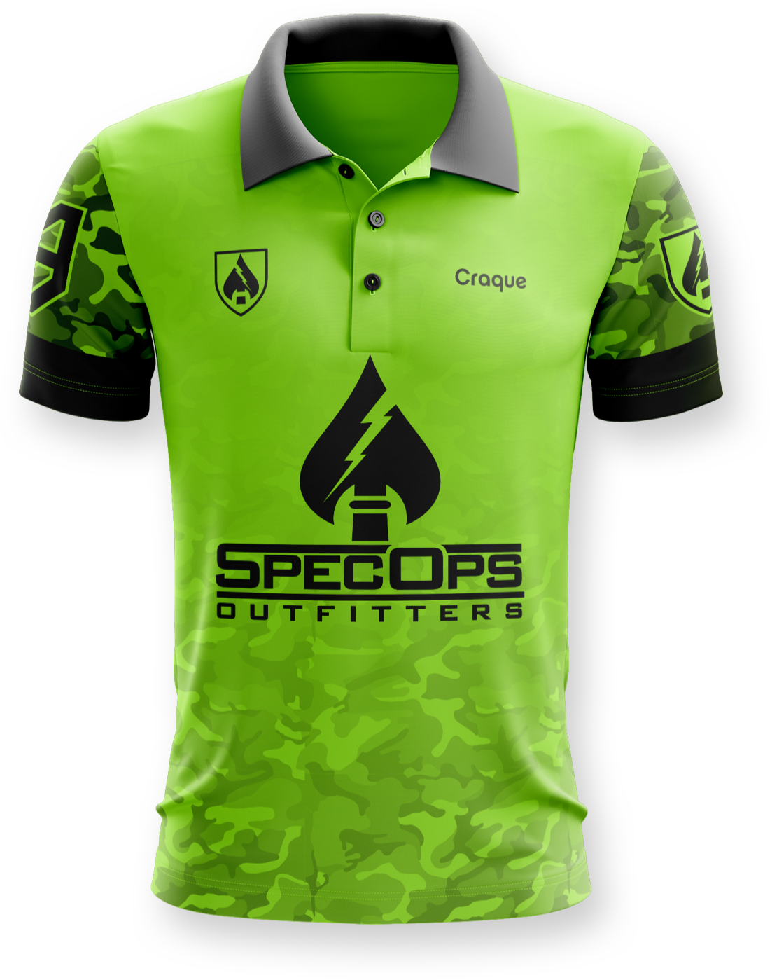 INKT Sublimated Apparel